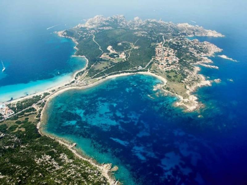 Sardynia - Capo Testa - zdjęcia, atrakcje