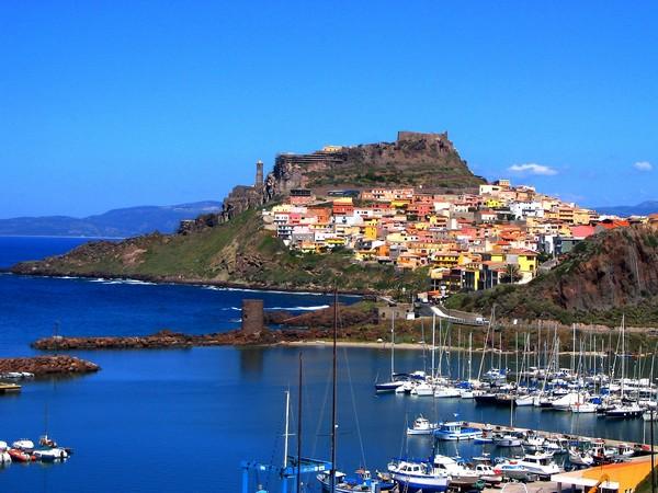 Sardynia - Castelsardo - zdjęcia, atrakcje