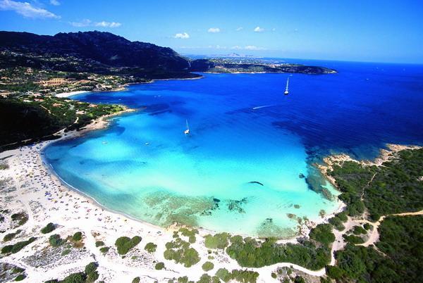 Sardynia - Costa Smeralda - zdjęcia, atrakcje
