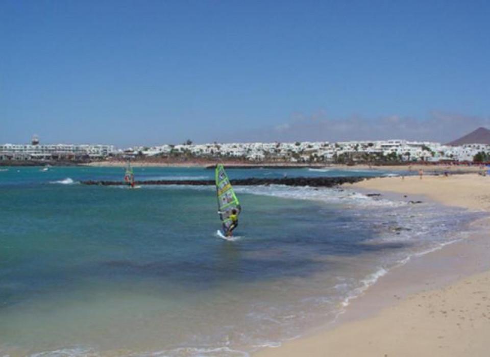 Lanzarote - Spot Las Cucharas - zdjęcia, atrakcje