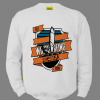 Bluza sportowa Surfski Wind Orange