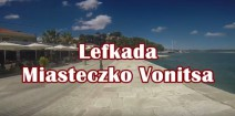 Miasteczko Vonitsa Lefkada Grecja - Vonitsa Town Greece Tourist attractions Sightseeing
