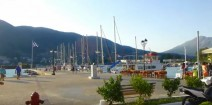 Miasteczko Vassiliki Lefkada Grecja - Vassiliki Town Greece Tourist attractions Sightseeing