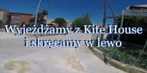 Dojazd z Surfski Kite House do bazy - Directions from Surfski Kite House to Kite spot